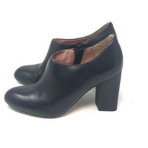 Corso Como Side Zip Block Heels